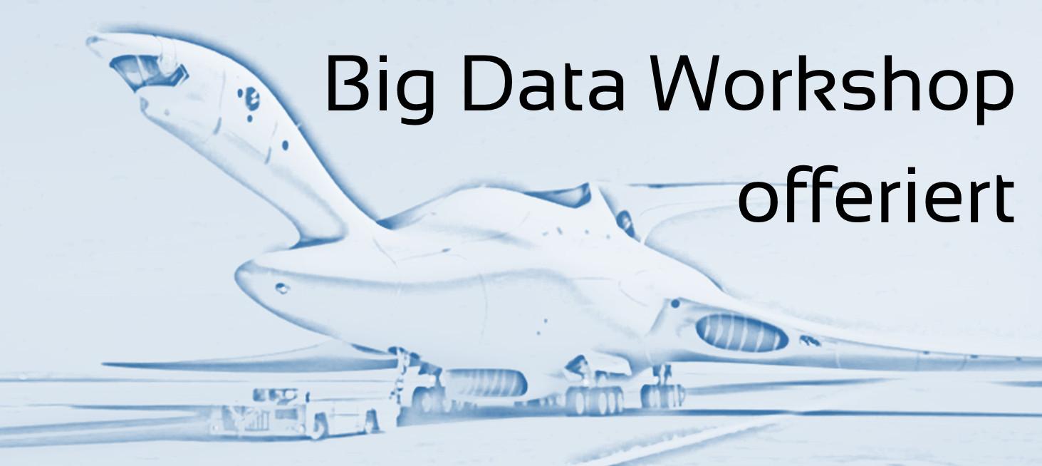 Big Data Workshop offeriert