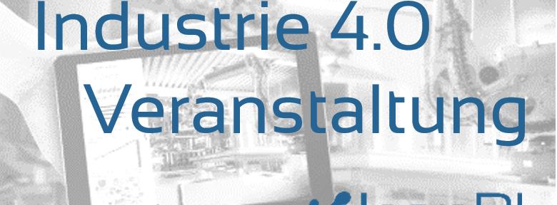 Industrie 4.0 Veranstaltung im Schweizerhof Bern