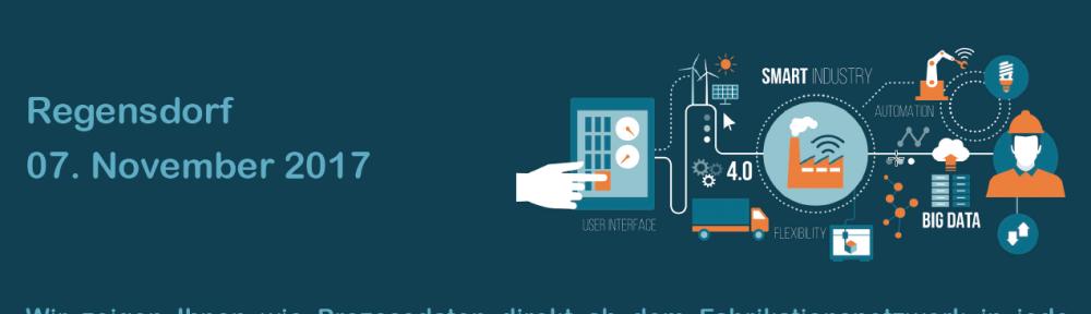 Industrial IoT Event – Melden Sie sich jetzt an