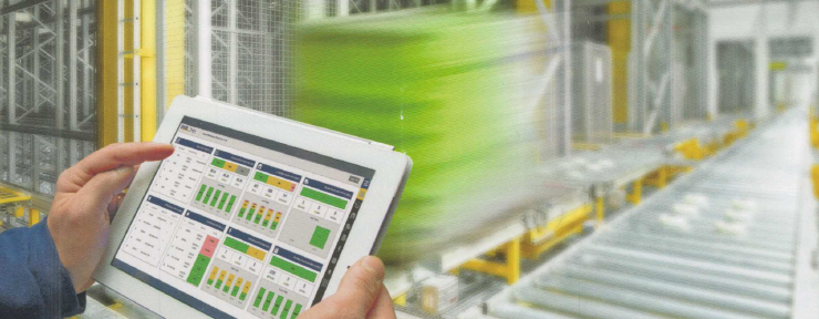 IoT für die Lagerlogistik: Stöcklin DMA, Data Monitoring und Alerting