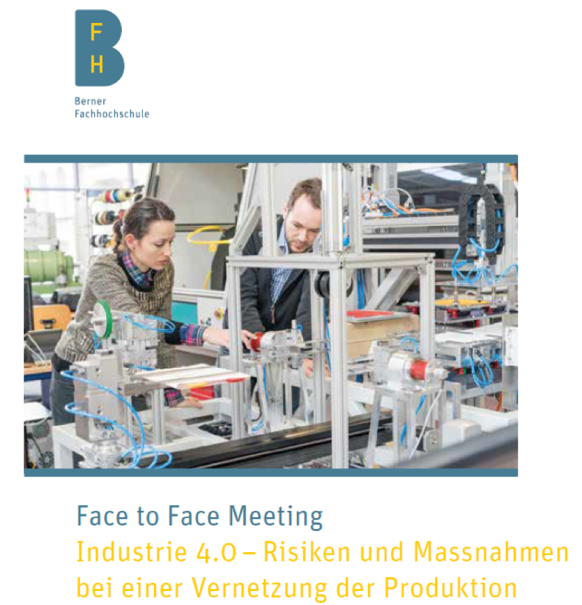 Face to Face Meeting - Industry 4.0